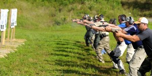 Host a defensive firearms course