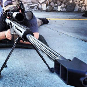 Sniper Adam Wilson of 1MOA Solutions