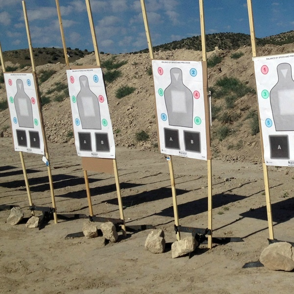 Handgun Training Range