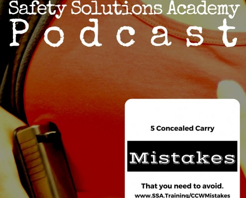 CCW Mistakes