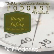 Range Safety is Your Responsibility