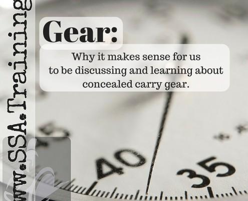 CCW Gear