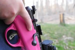 Finger off the trigger