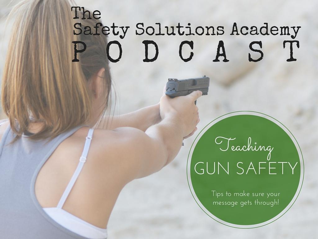 Gun Safety Instruction