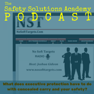 How Executive Protection applies to Concealed carry