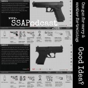 different guns for ccw and practice