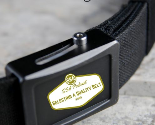 Belts for CCW