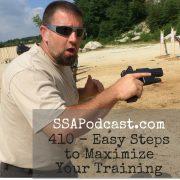 Maximize Your Defensive handgun Class