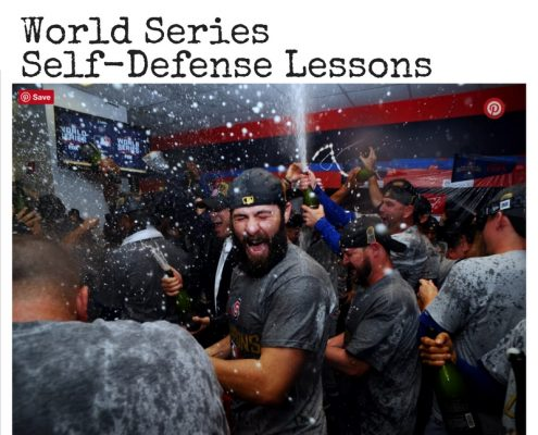 world Series Self Defense