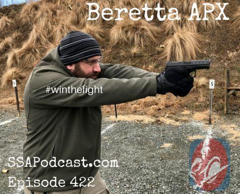 APX Berettas new striker fired gun