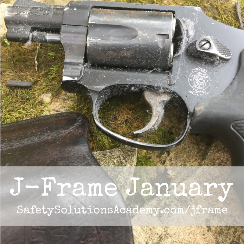 Smith & Wesson J-Frame – Safety Solutions Academy