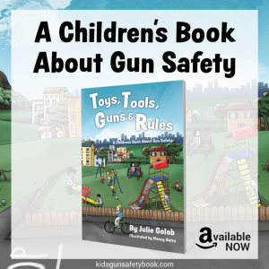 Julie Golob Toys Tools Guns and Rules
