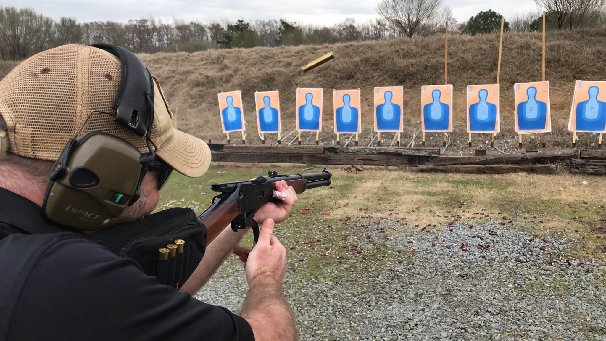 Tac-Con Social Lever Gun