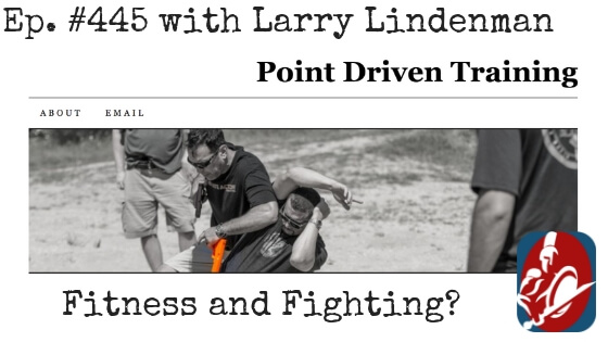 Larry Lindenman fitness